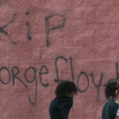 Foto: Extienden el toque de queda a varias ciudades de EEUU tras protestas por George Floyd, 29 de mayo de 2020, (Getty Images, archivo)
