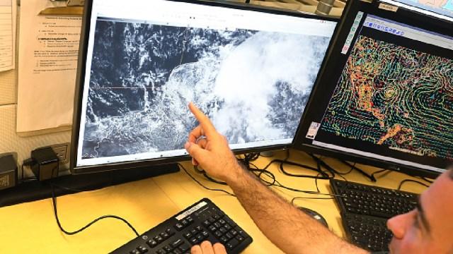 Foto: Se forma primer depresión tropical de la temporada; no representa peligro para México , 15 de mayo de 2020, (Getty Images, archivo)