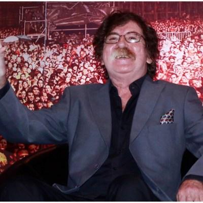 Imagen: Charly García es hospitalizado por presentar fiebre, 30 de mayo de 2020 (Getty Images)