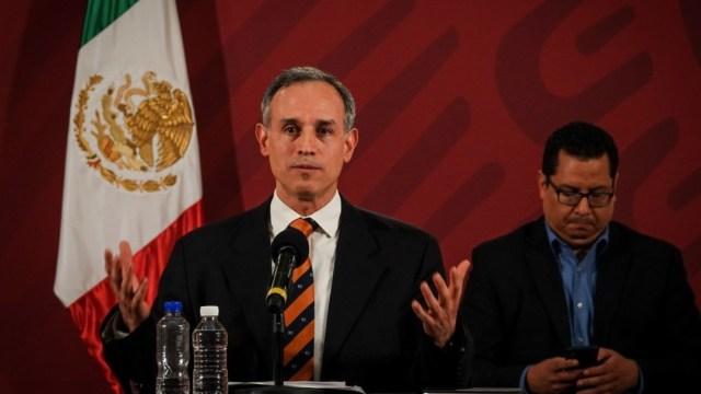 Hugo López-Gatell, subsecretario de Salud. Cuartoscuro