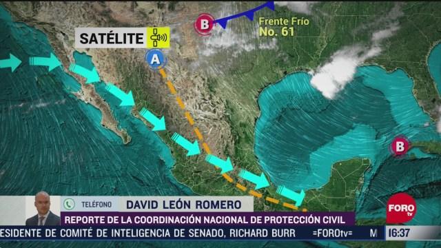 FOTO: inicia temporada de ciclones tropicales en mexico