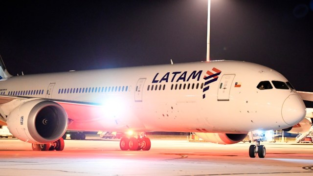 La aerolínea Latam se declara en quiebra por coronavirus