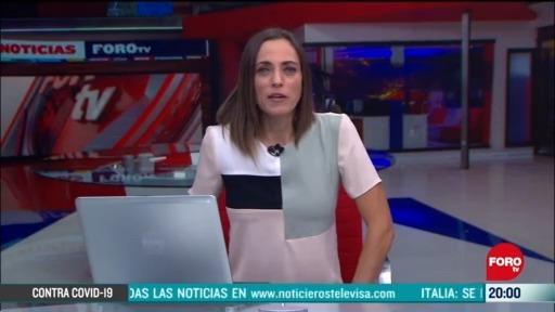 Las Noticias Ana Francisca Vega Programa Completo Forotv 25 Mayo 2020