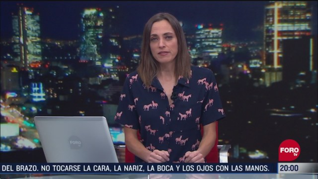Las Noticias Ana Francisca Vega Programa Completo Forotv 26 Mayo 2020