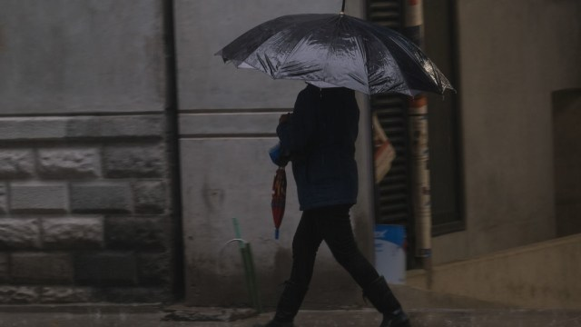 Se pronostican lluviasaisladas en el Estado de México