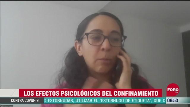 FOTO: 30 de mayo 2020, los efectos psicologicos del confinamiento por la pandemia de coronavirus
