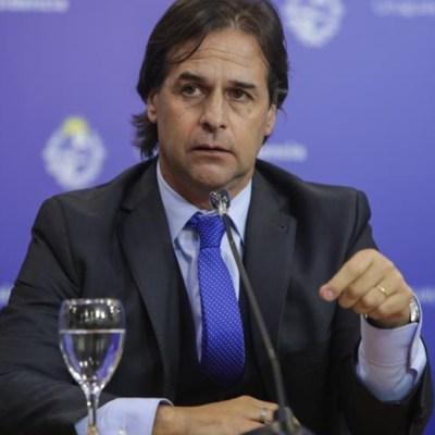 Presidente de Uruguay, en cuarentena por posible contagio