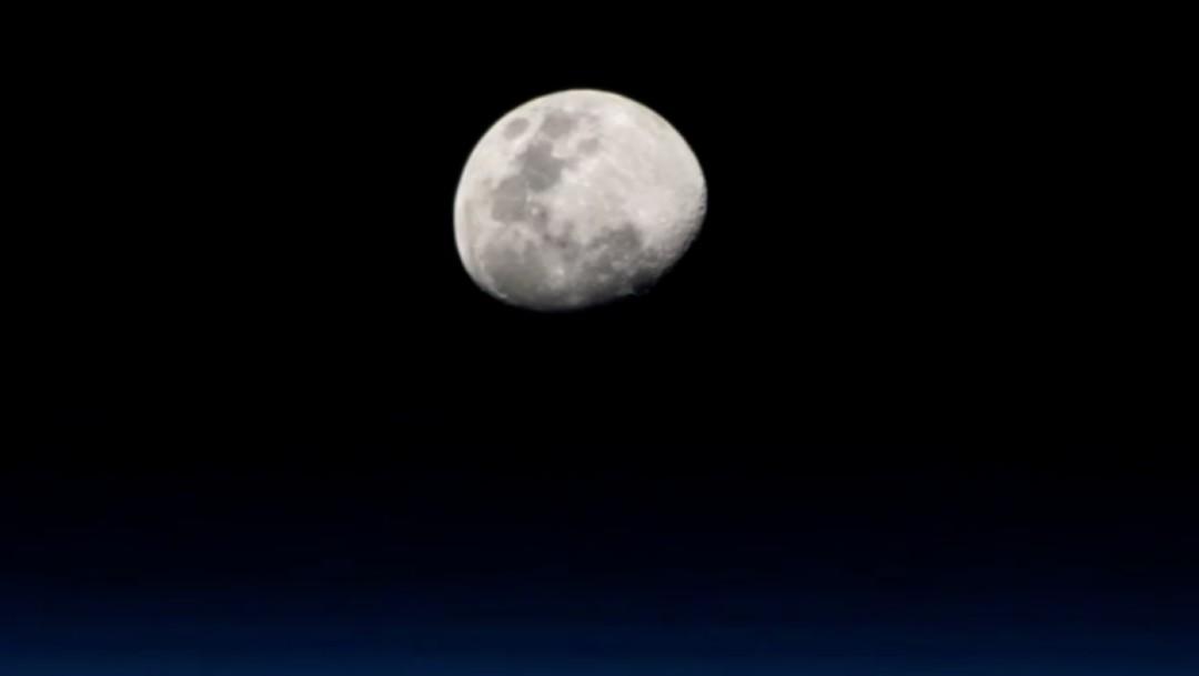 Conjunción planetaria: La Luna se alinea con Marte, Jupiter y Saturno esta semana