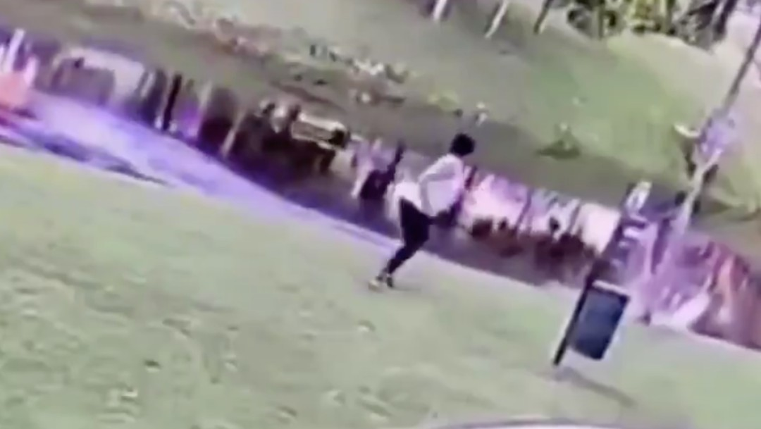 Madre arroja a su hijo con autismo a canal y finge secuestro