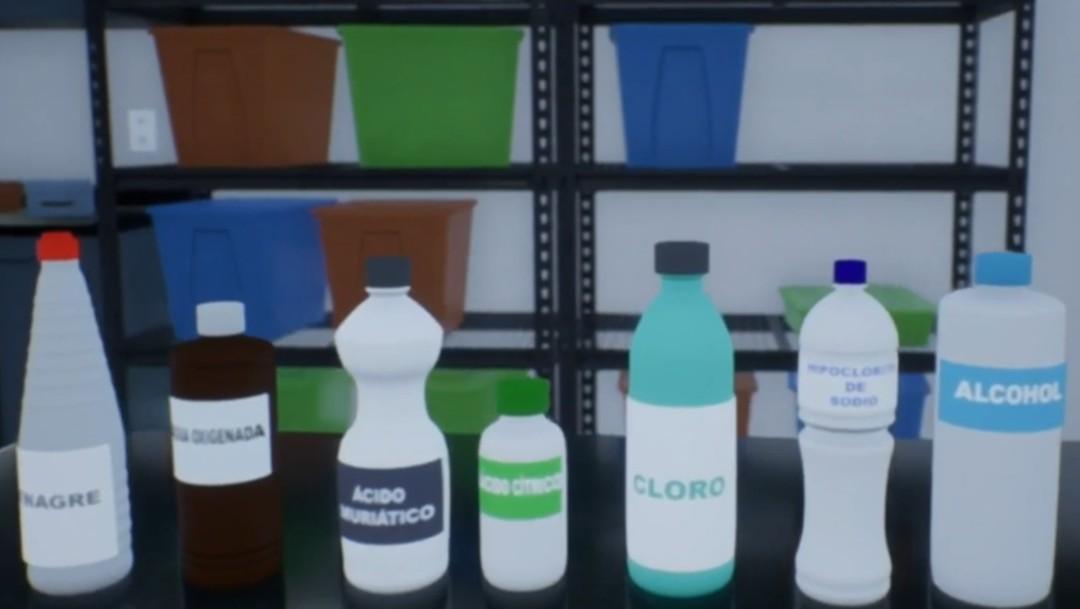 Foto: Mezclar productos de limpieza para coronavirus puede ser peligroso