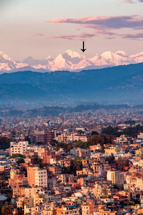 Monte Everest Nepal Katmandú Foto