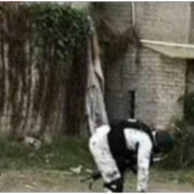 Foto: El cuerpo de una mujer fue hallado sin vida en el Edomex, 24 de mayo de 2020 (Foro TV)