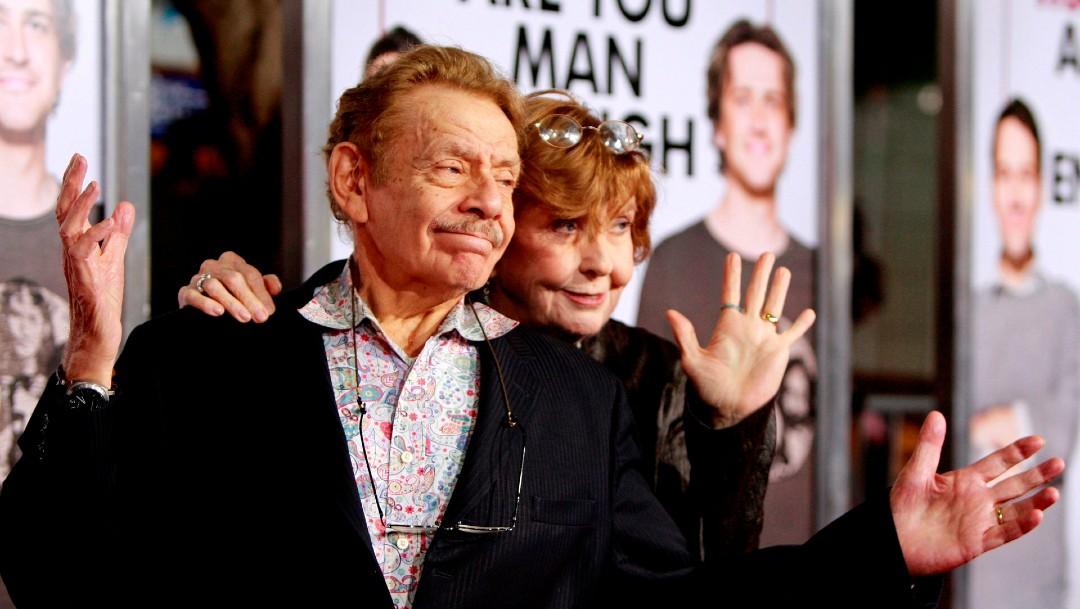 Foto: Muere el actor Jerry Stiller, a los 92 años