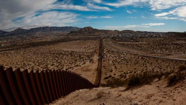 Foto: Pandemia de COVID-19 ayuda a Trump en construcción del muro fronterizo