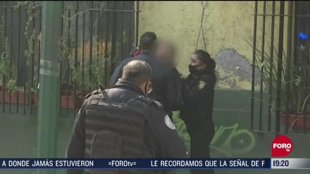 Mujer intenta suicidarse en la Benito Juárez, CDMX