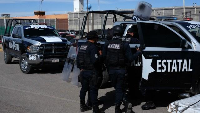 Se fugan 11 reos de penal de Cieneguillas, Zacatecas