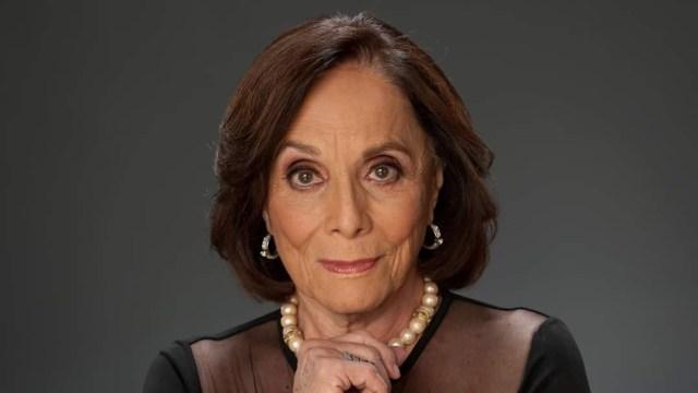 FOTO: Muere Pilar Pellicer a los 82 años por COVID-19, el 16 de mayo de 2020