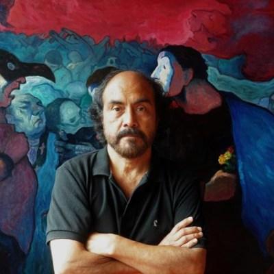 Roban 20 óleos al pintor peruano Alfredo Alcalde de su casa en CDMX