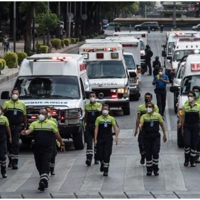 Imagen: Actualizan lista de contagios en México, 31 de mayo de 2020 (MARIO JASSO /CUARTOSCURO.COM)