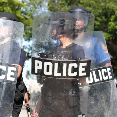Patrulla Fronteriza se suma a los esfuerzos para controlar disturbios en EE.UU.