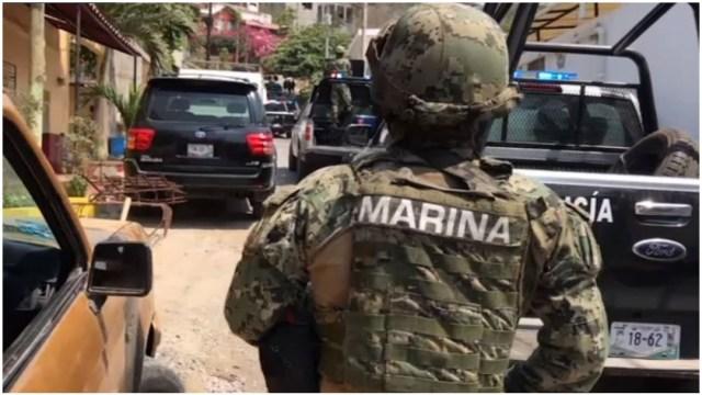 Foto: Liberan a tres de los policías secuestrados en Jalisco, 31 de mayo de 2020 (Foro TV)