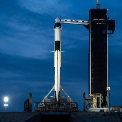 En vivo: Transmisión del segundo intento de lanzamiento de SpaceX