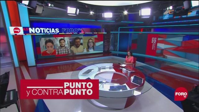Foto: Punto Contrapunto Genaro Lozano Programa Completo 20 Mayo 2020