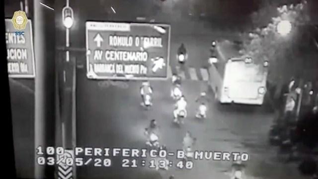 Hacen operativo contra arrancones en alcaldía Tláhuac, CDMX