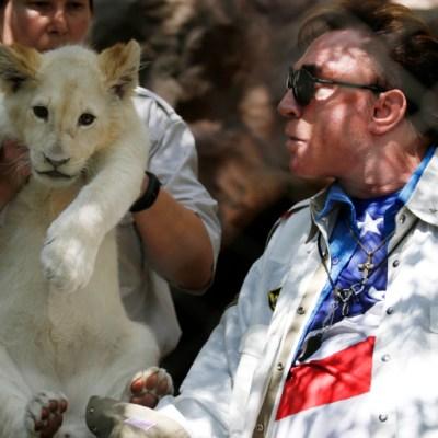 Muere por coronavirus el mago alemán Roy Horn en Las Vegas