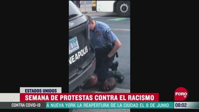 FOTO: 30 de mayo 2020, se mantienen protestas en eeuu por muerte del afroamericano george floyd