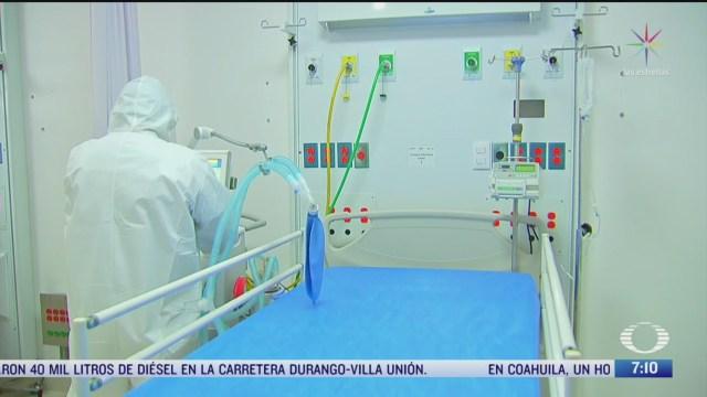 sedena reconvierte dos hospitales para pacientes con coronavirus