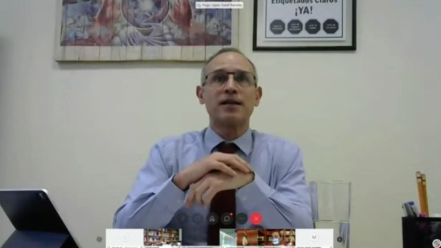 Senadores del PAN chocan con López-Gatell en comparecencia