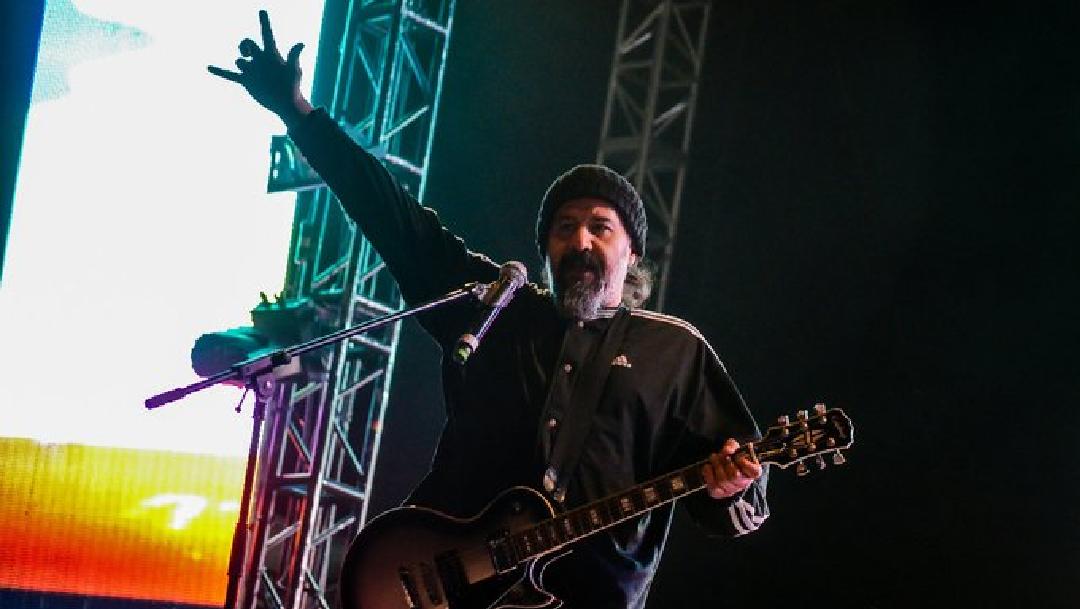 """Gustavo Limongi """"Tavo"""", integrante y fundador del grupo de nü metal Resorte"""