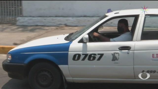 taxistas de acapulco sector mas afectado por contagios de coronavirus
