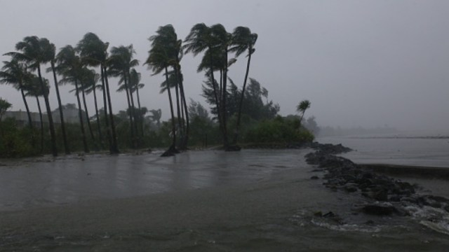 Temporada de huracanes. Getty Images/Archivo