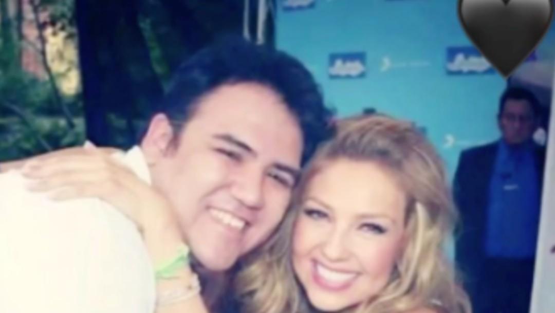 Foto: Thalía rinde homenaje a uno de sus principales seguidores fallecido por coronavirus