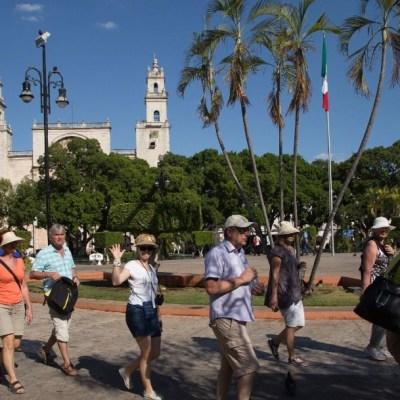 Tianguis Turístico en Mérida se realizará hasta marzo de 2021