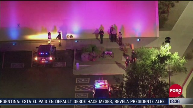 FOTO: tiroteo en arizona deja tres heridos