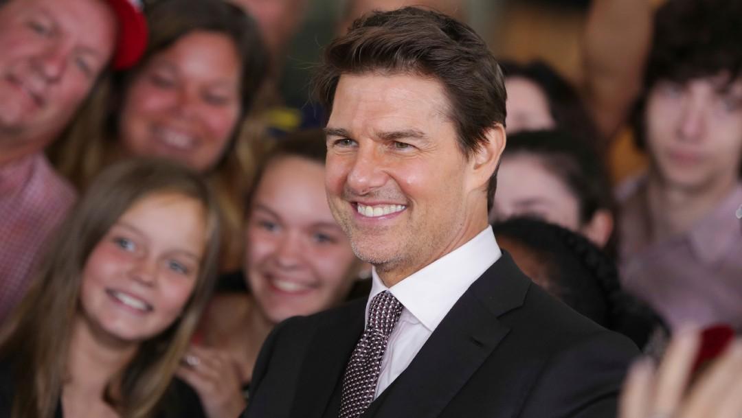 Tom Cruise planea rodar una película en el espacio