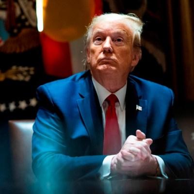 Trump amenaza con cortar los fondos a la OMS y con una posible salida de EEUU