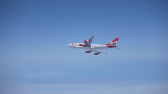Virgin Orbit falla su primer lanzamiento de cohete desde un avión