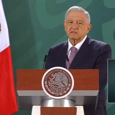 AMLO ofrece apoyo a Sheinbaum tras atentado contra Omar García Harfuch