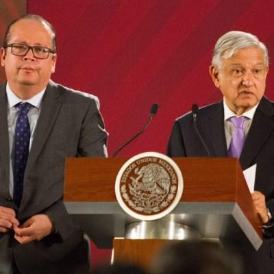 Foto: AMLO: Ricardo Rodríguez Vargas irá a terna para Procuraduría de Defensa de los Contribuyentes