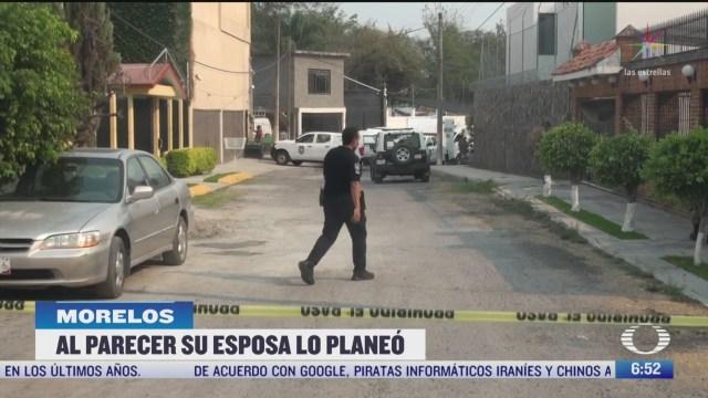 avanza investigacion sobre asesinato de exfuncionario de shcp