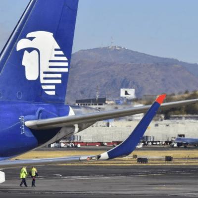 Aeroméxico inicia proceso de reestructuración bajo el Capítulo 11 en EEUU