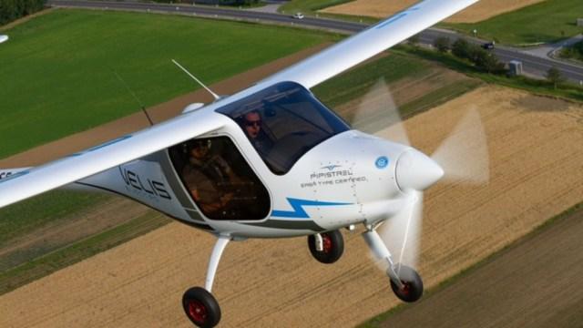 avion electrico