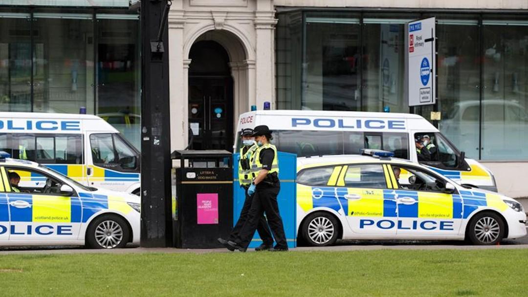 Policía de Escocia identifica al agresor de Glasgow como Badreddin Abadlla Adam, de Sudán