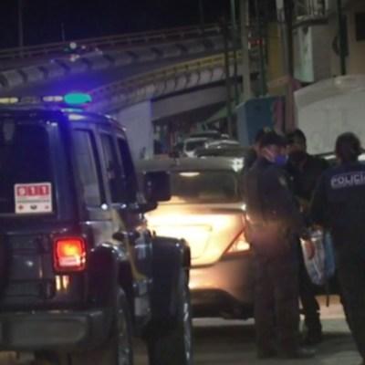 Balaceras dejan dos muertos en la alcaldía Gustavo A. Madero, en CDMX