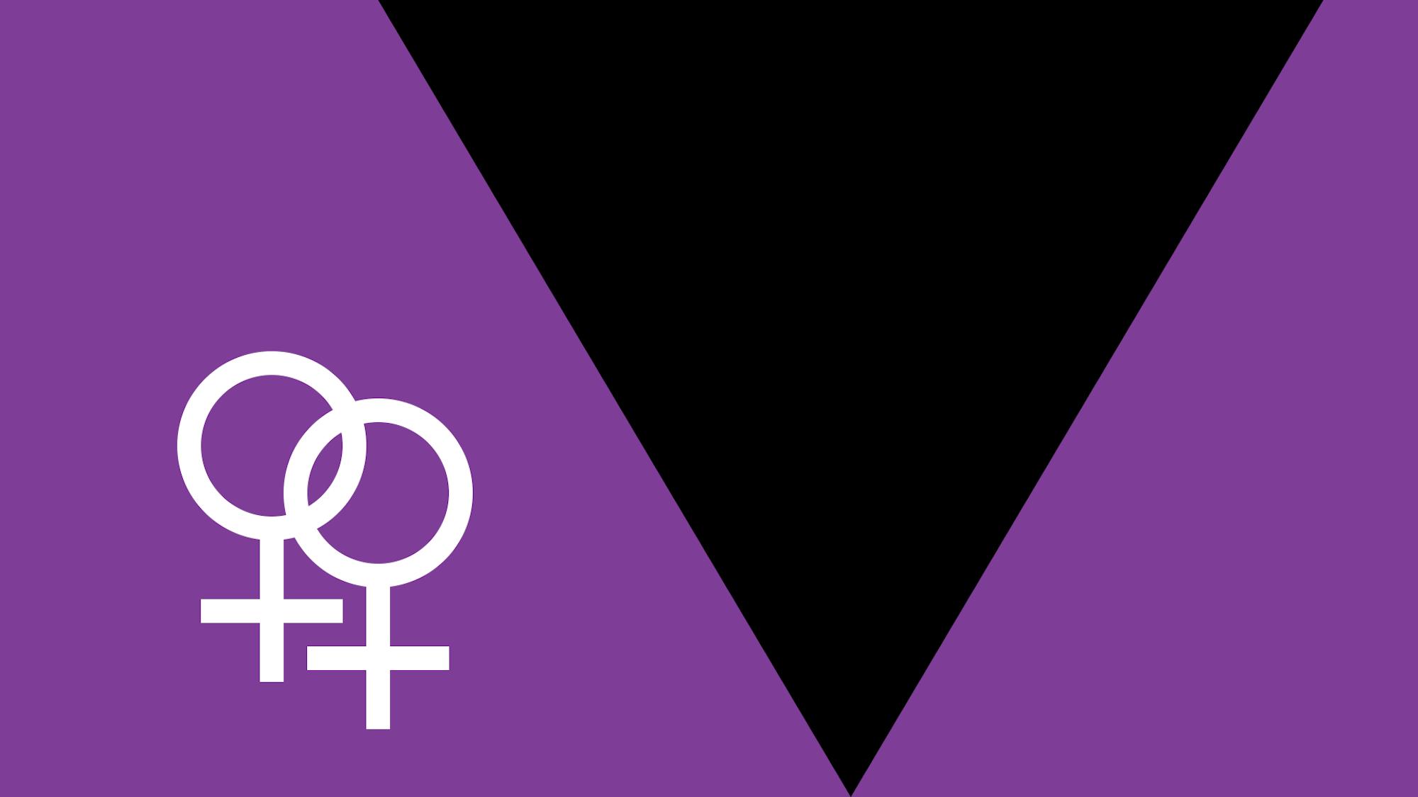 Bandera Orgullo Lésbico Imagen