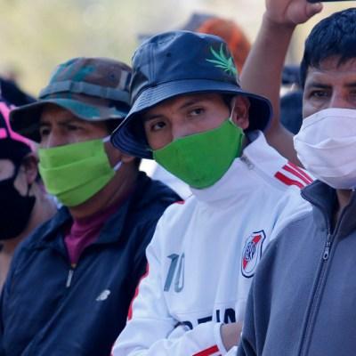 Gobierno de Bolivia culpa a partido de Evo Morales de asalto a convoy con insumos médicos